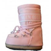 Moon Boots roses pâles